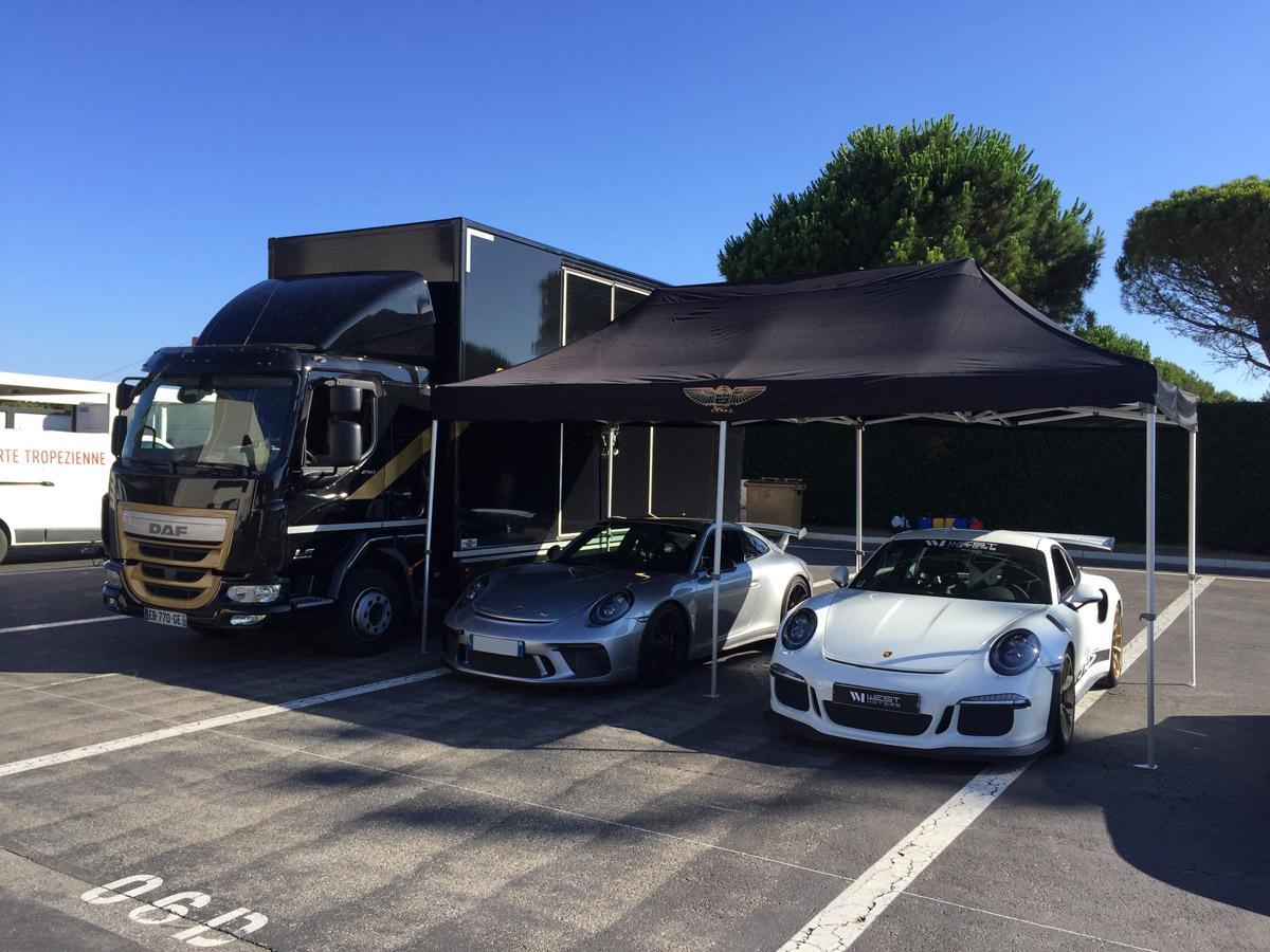 911 GT3 RS + 911 GT3
