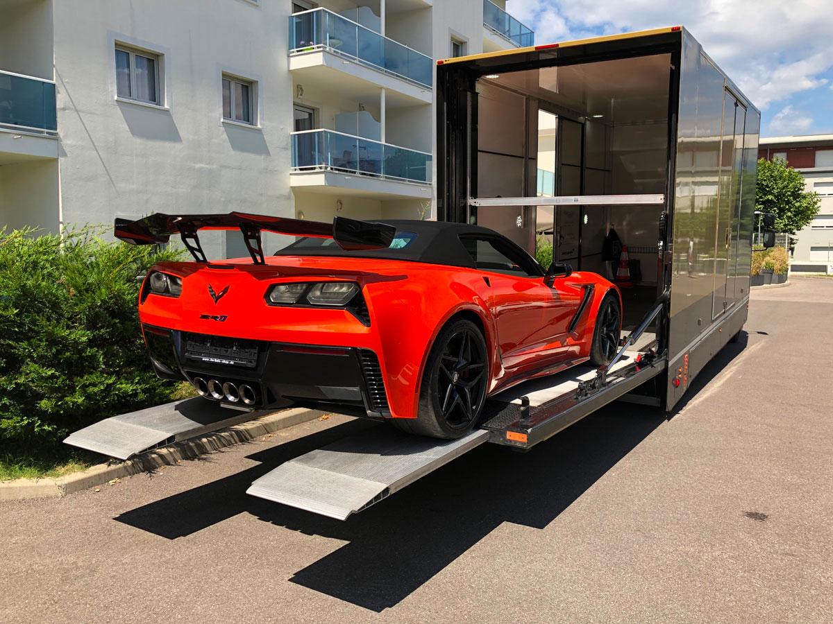 Corvette ZR1 Cabrio